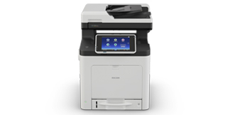 SP C360SFNw - all-in-one printer with fax
