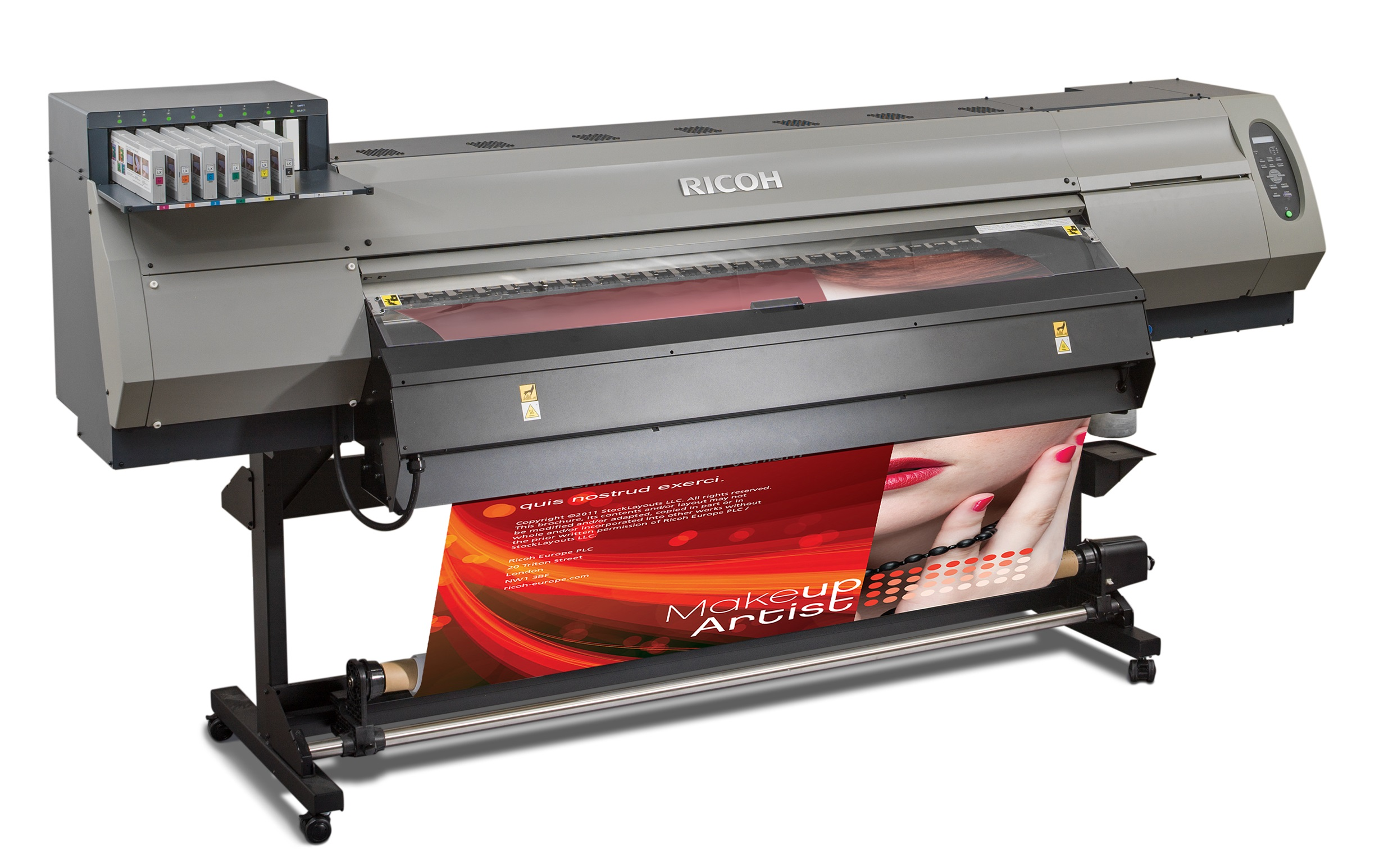 Ricoh supports new market moves for print service providers at FESPA 2017