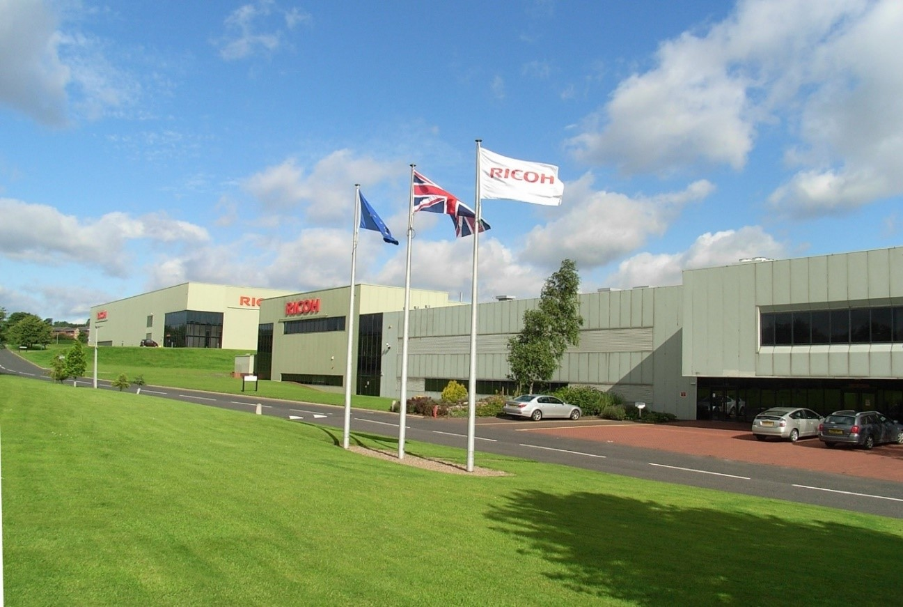Ricoh's European Customer Experience Centre in Telford, England will host the second Interact Europe.